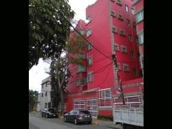 Edificio habitacional Col. Panamericana CDMX